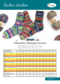 Flotte Socke - Magic 4-fach